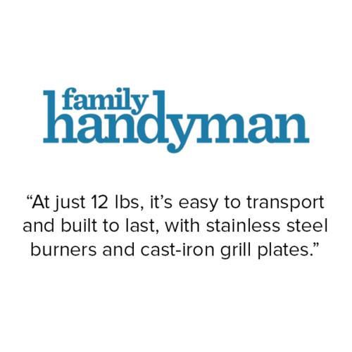 Family Handyman Testimonial